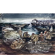 Байкальские рыбаки